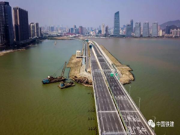 正式竣工,港珠澳大桥拱北隧道全面建成