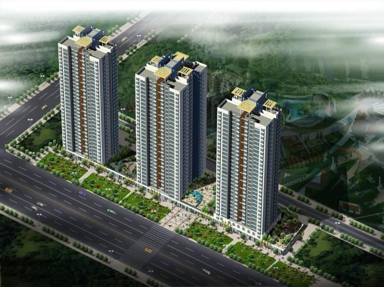 知名地产住宅楼项目开工策划(图文并茂)