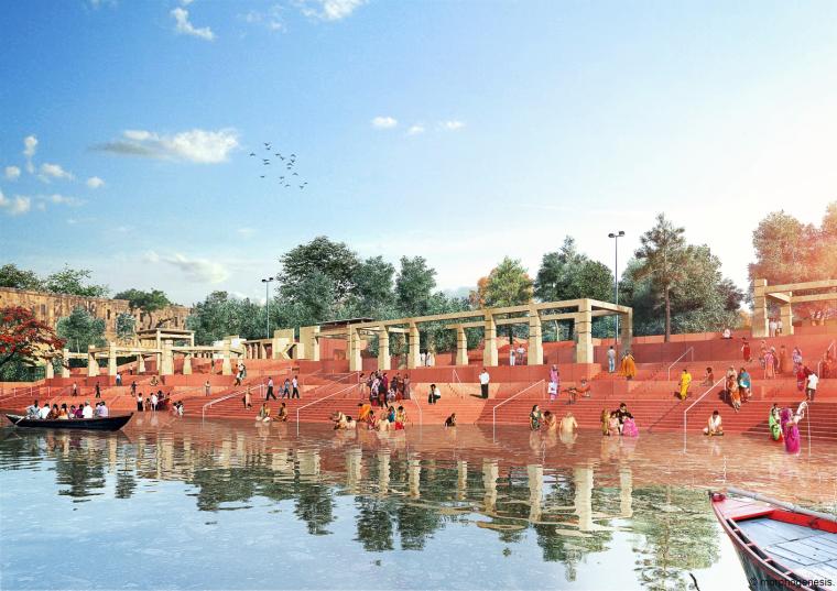 印度河流的诉求总体规划