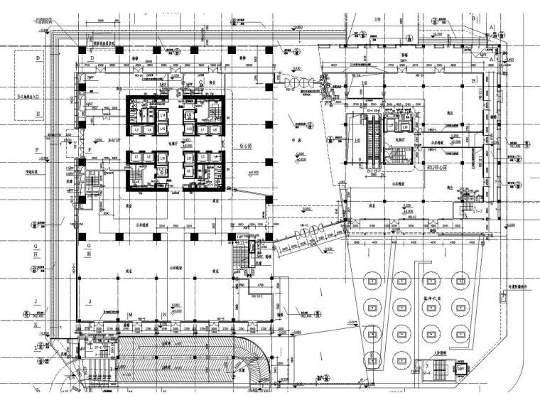 某五十二层超高商务中心(附电气、建筑、结构、空调、水多张图纸)_9
