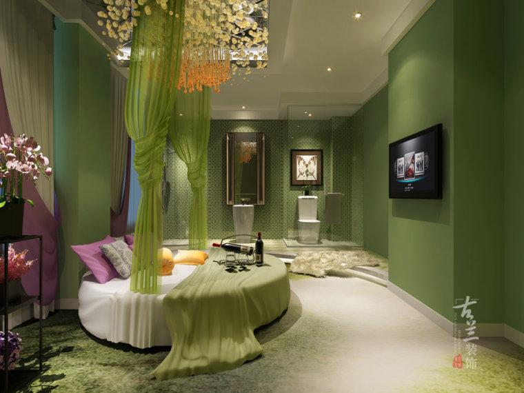 成都特色酒店设计公司-安岳伯威天美商务酒店-酒店设计-古兰装饰第1张图片