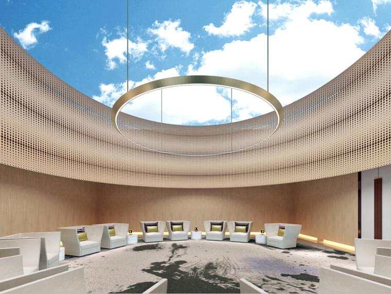 展览馆设计方案效果图(含3D模型)_5
