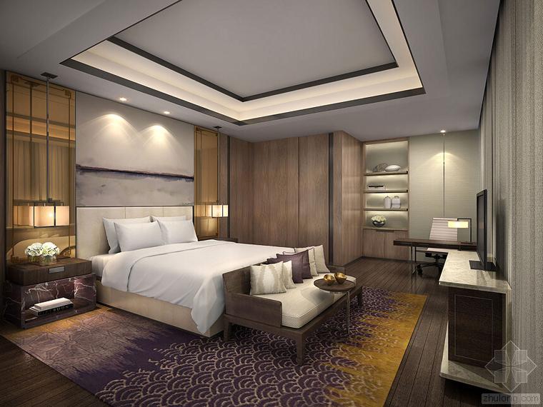 室内设计家装工装施工图及设计方案精品汇总_13