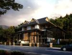 [云南]13套新中式度假式住宅及酒店式公寓建筑设计方案文本图片