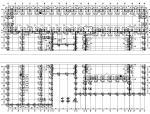 特高压变压器厂房建筑结构施工图(装配车间、厂房、试验大厅)