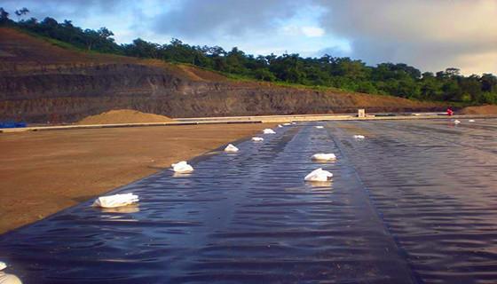 水利防渗工程土工膜施工流程总结
