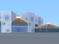 鄂爾多斯東勝區郝家圪卜路幼兒園方案設計文本(CAD總圖+文本)