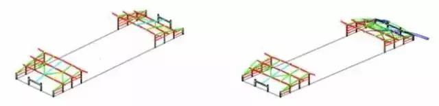 大跨度拱形钢结构安装施工工法_12