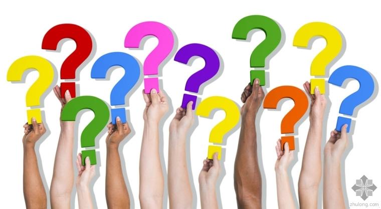 建筑工程七线,你都了解吗?红、绿、蓝、紫、黑、橙、黄线