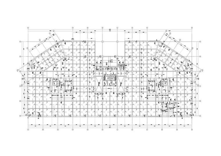 [海南]13层框架剪力墙医院综合楼结构施工图