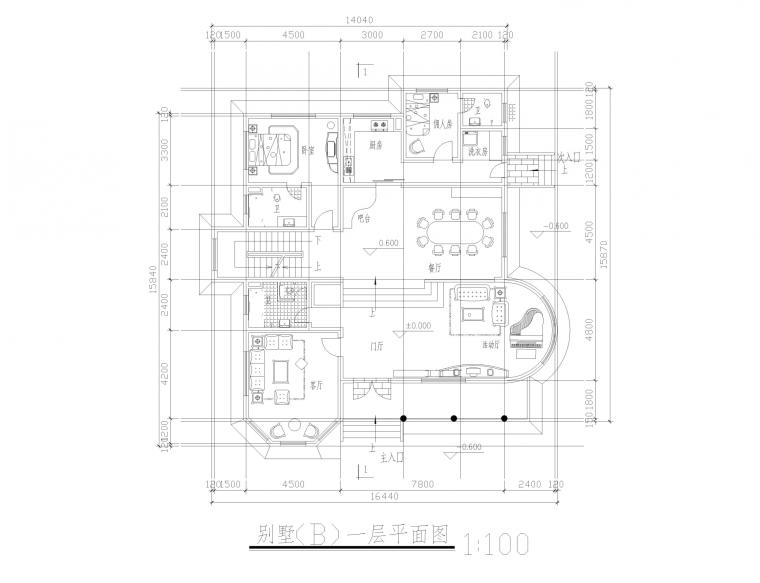 新农村建设全套建筑图_11