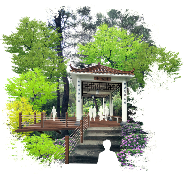 广西藤县挂榜岭公园-7