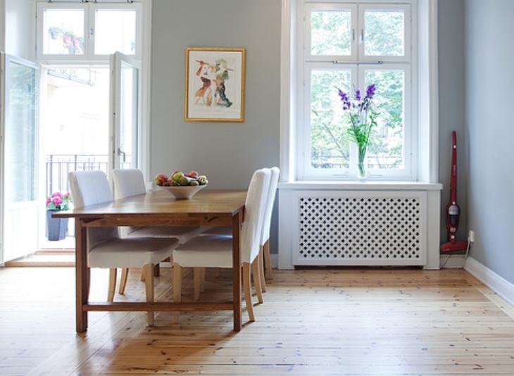 简单时尚北欧质朴纯真风格二居室实景图