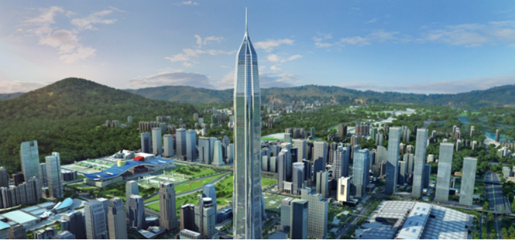 BIM技术助力平安大厦实现工程智慧管理和绿色施工