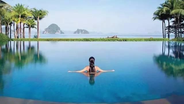 中国20个自带泳池的最美民宿,美出新高度!