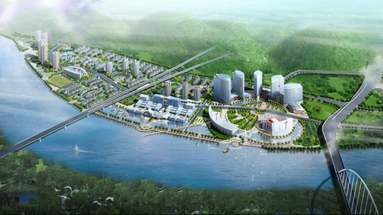[广东]东莞市虎门镇总体规划带城市设计方案文本(含控规)