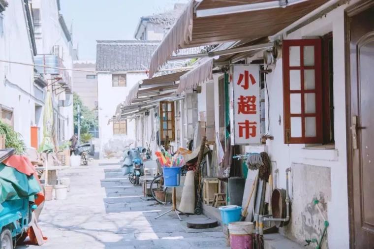 用心感受老杭州小街小巷的慢生活_27