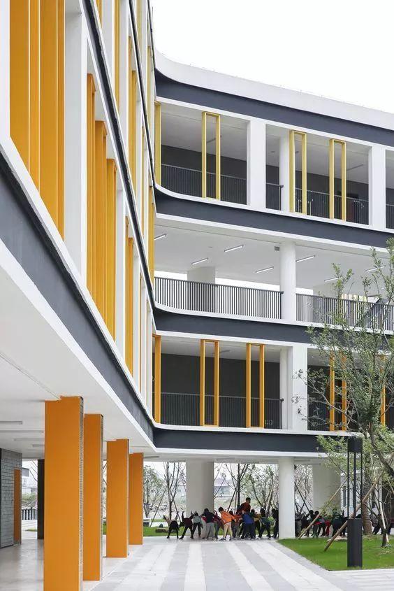 多层建筑的造型如何处理?(33例)_12