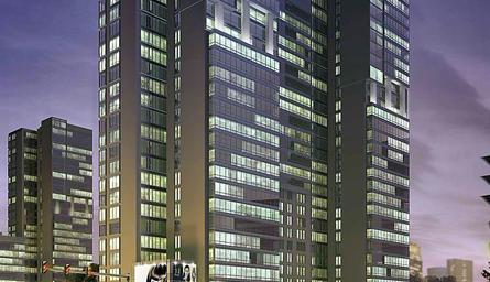 某框剪大厦给排水工程施工组织设计