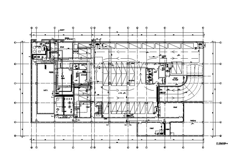 北京立水桥酒店给排水设计施工图