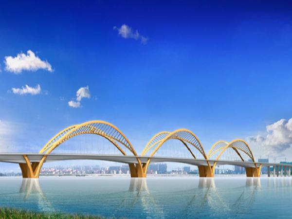桥梁景观设计案例及设计依据总结