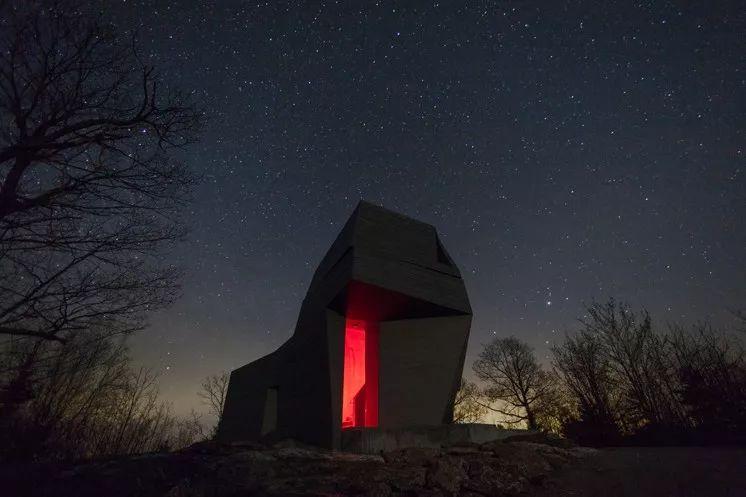 星空争夺战:美国新罕布什尔州Gemma私人天文台_3