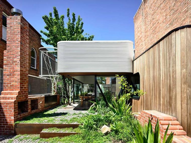 澳大利亚充满活力街上的kingbill住宅-1