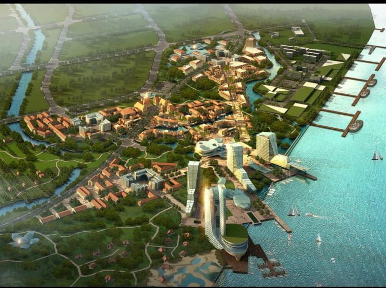 [上海]长兴岛横沙鱼港概念规划设计文本(包含PDF+121页)