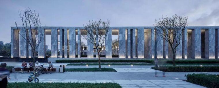 居住区|杭州示范区景观设计项目盘点_14
