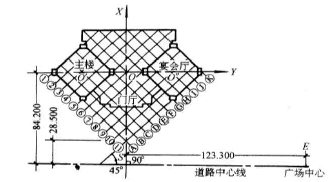 高层建筑施工如何测量放线?_4