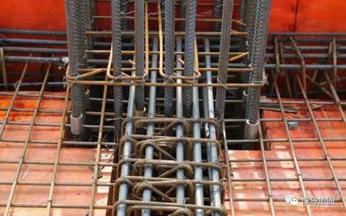 结构设计梁柱配筋计算