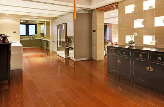 冬天家装首选多层实木复合地板!