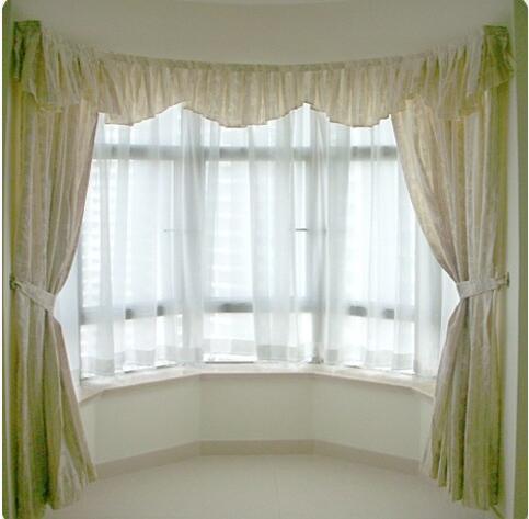 不同类型窗帘配饰有哪些不同特点