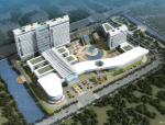 [浙江]高层人民医院规划及建筑设计方案文本