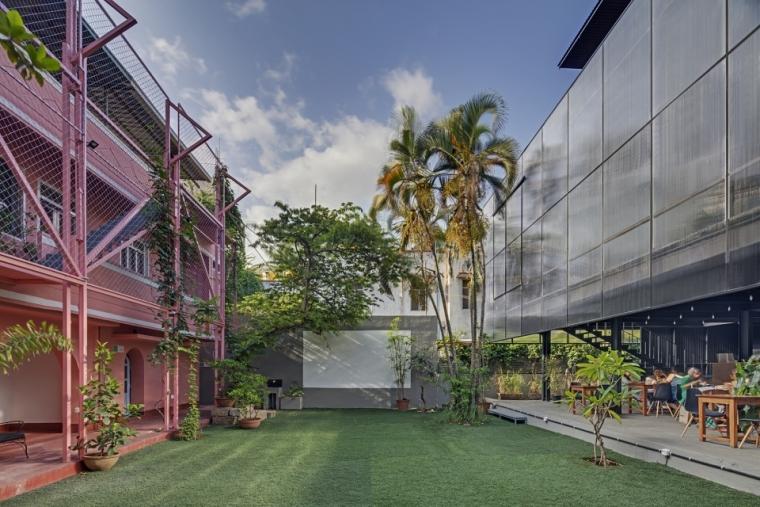 Bangalore庭院,印度/M9DesignStudio_1