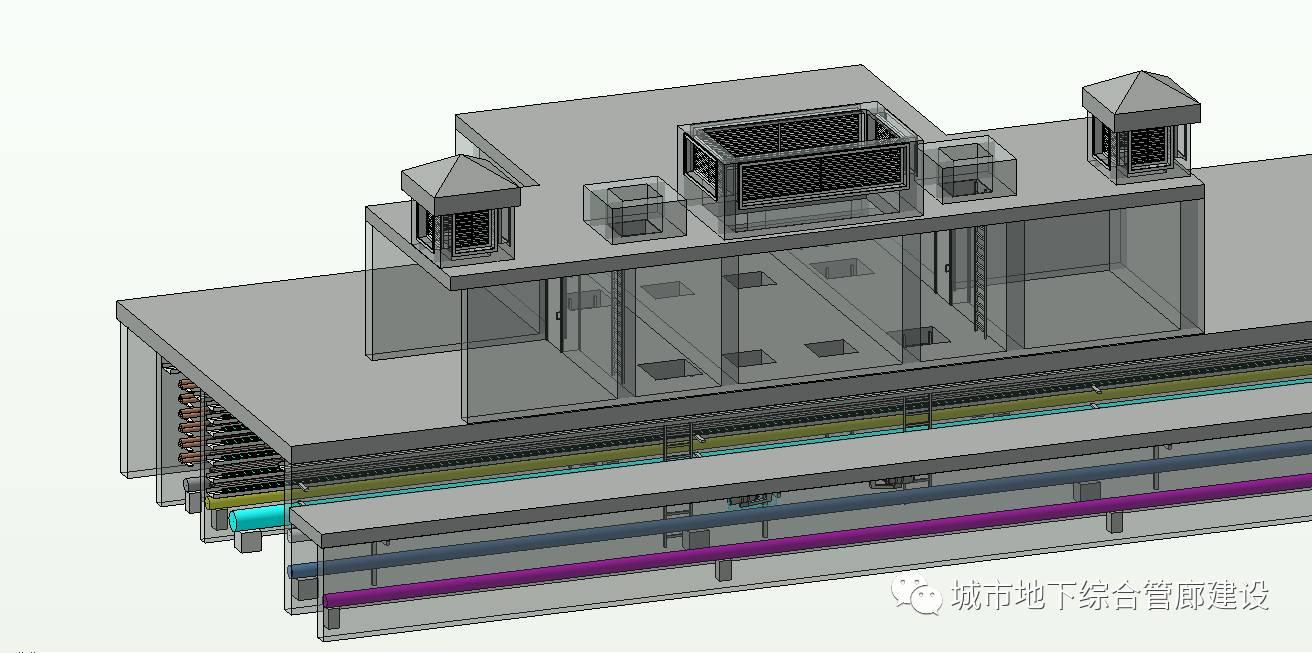 两个地下综合管廊通风系统设计_39
