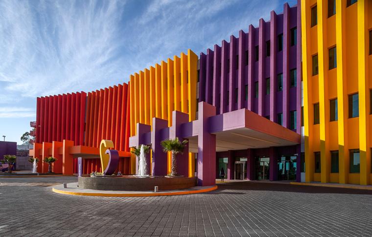 墨西哥Teletón儿童肿瘤医院-3