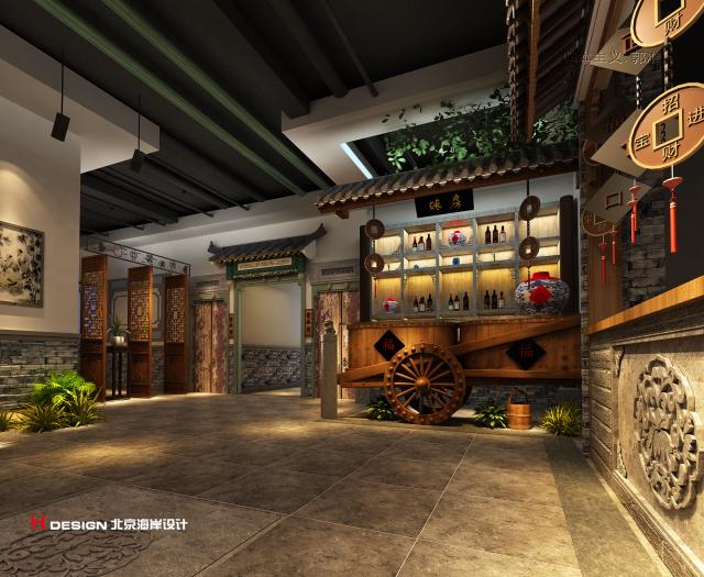 北京福口居餐饮设计方案-北京福口居餐饮设计方案第5张图片