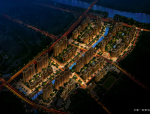 [安徽]新古典风格住宅及商业建筑设计方案文本(大唐风格)