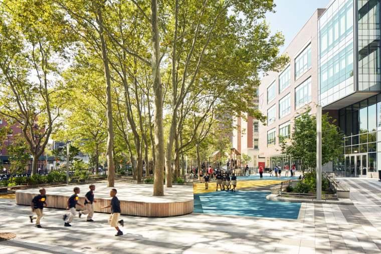 美国活跃的公共空间