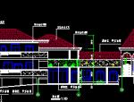 二层2567.5平米幼儿园设计图