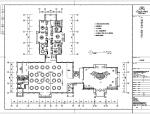 南京江宁粤鸿和餐饮一期室内施工图(含28张施工图)
