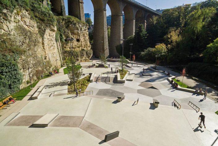 卢森堡滑板公园-12