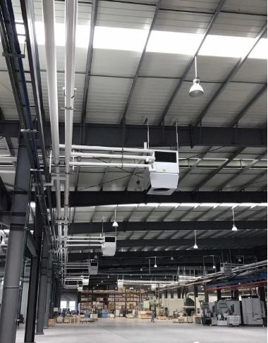 高空车间空调系统工程