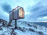 建筑师在挪威打造艺术家的世外桃源