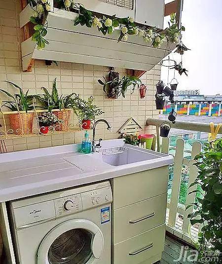 """158款·精致阳台改造案例,小阳台也有""""花园梦""""!_54"""