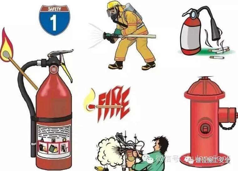 施工现场消防安全管理:制度、器材、要求