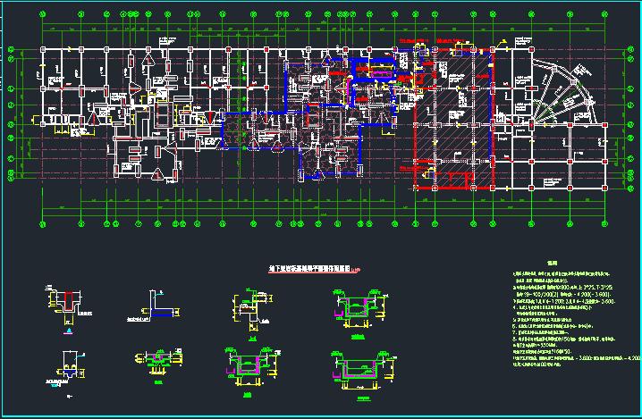 完整短肢剪力墙结构设计图_1