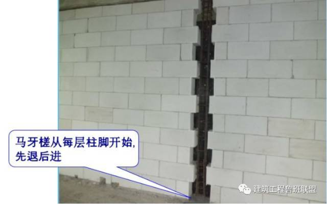 实例解析砌体工程的施工工艺流程及做法,没干过的也看会了!_8