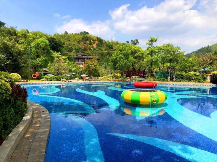 鹿湖国际温泉度假酒店实景图 (1)